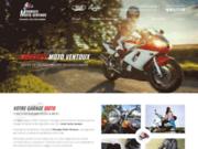 Moto Ventoux - André Mourges