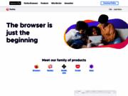Firefox - Navigateur Mozilla Firefox