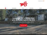 MPS, entreprise de travaux publics dans le Var