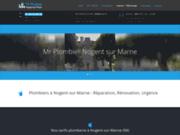 Mr plombier Nogent sur Marne