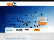 MTI Express - Transport express en France et à l'international