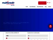 Multicrédit: tout pour une demande de crédit