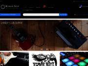 Musique Shop : boutique d'instruments de musique