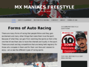 Mx-Maniacs.com - Annuaire motocross