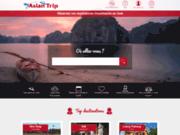 My Asian Trip - Réservez vos expériences inoubliables en Asie