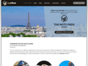 Taxi Moto a Paris