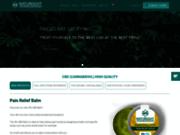 Capsule de CBD légal en France avec Natureight