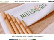 Naturora la paille bambou