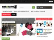Boutique Nekoland, des objets originaux pour les fous de chats