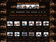 Vente de quad pour enfant - Neo-motor.com