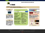 Netbois, portail des professionnels du bois : annuaire, infos, librairie, annonces, emploi