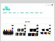Boutique en ligne de cartouches d'encre et de papiers photo de qualité