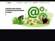 Agence création site internet Paris