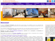 Société suisse de conciergerie et nettoyage