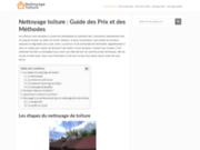 Guide du nettoyage de toiture