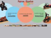 New Gate Travel - Raid quad et SSV en Roumanie