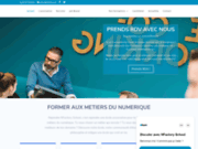 NFactory - Incubateur et accélérateur de startups en Normandie