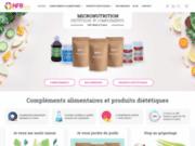 NFB Santé : produits diététiques et compléments alimentaires