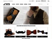 NPB - Le magasin en ligne pour vos noeuds papillons en bois