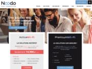Noodo : spécialiste du WiFi public