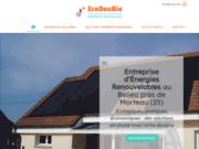 Ecodoubio, énergies renouvelables près de Morteau dans le Doubs