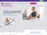 N. Séguin Syndic: Conseillers en redressement financier