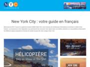 Guide touristique pour New York City