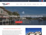 Agence immobilière en Floride