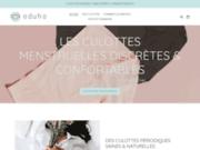 Oduho - Les Culottes Menstruelles Discrètes et Confortables