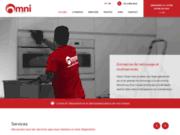Omni Clean, les spécialistes du nettoyage en Belgique et au Luxembourg
