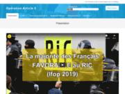 RIC : Référendum d'initiative citoyenne
