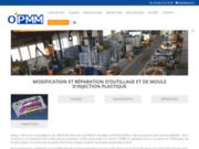 OPMM outillages précis moules et mécanique