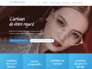 Optic Crombag : lunettes et lentilles de vues