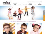 Optikid, spécialiste de l'optique et des lunettes pour les enfants