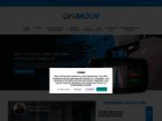Optimoov propose des solutions de gestion de flotte TomTom Telematics pour véhicules de société, géolocalisation, eco-conduite.