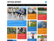 Le sport, tout le sport est sur option sport