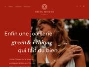 Bijoux en ligne sur la bijouterie Ordumonde Paris