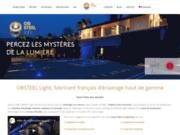 Site officiel Or Steel Light