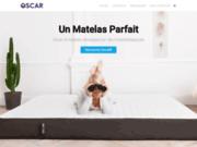 Oscar: matelas une personne et deux personnes en ligne