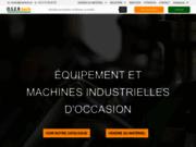 Matériel industriel d'occasion, agroalimentaire, machine d'occasion, OSERTECH