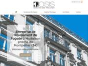 OSIS Beauté des Façades, entreprise de ravalement de façades dans l'Hérault
