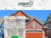 OSP Fenêtres à Hettange-Grande, menuiseries extérieures