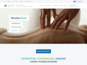 Site officiel de Osteo Massage Nice