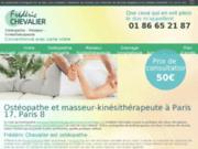 Ostéopathe et Kiné à Paris 17