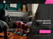 Ownsport: coaching à domicile
