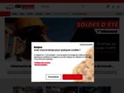 Oxwork : vêtements de travail et chaussures de sécurité