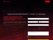 Création de sites internet dans le département 42 - Loire