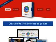 Pack création de site internet