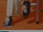 Basket ethique aux couleurs de l'afrique