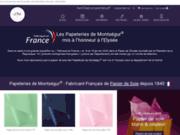 Source officielle de Papeteries Montsegur